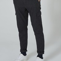 SELECTED HOMME Black Pants | Topman