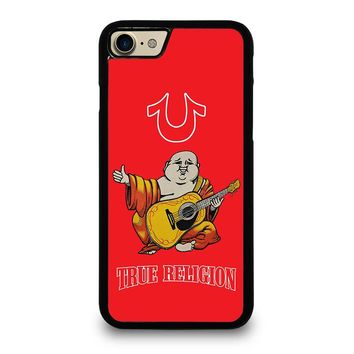 RED BIG BUDDHA TRUE RELIGION iPhone 7 Case Cover