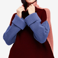 Free People Park City Turtleneck Sweater - Free People - Women - Macy's