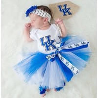 Kentucky tutu outfit- or pick your team