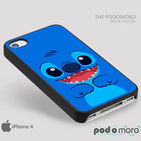 Retro Lilo And Stitch for iPhone 4/4S, iPhone 5/5S, iPhone 5c, iPhone 6, iPhone 6 Plus, iPod 4, iPod 5, Samsung Galaxy S3, Galaxy S4, Galaxy S5, Galaxy S6, Samsung Galaxy Note 3, Galaxy Note 4, Phone Case