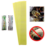 Pro Acaricide Fluvalinate Bee Mite Killing Beekeeping Pest Control Varroa Strip