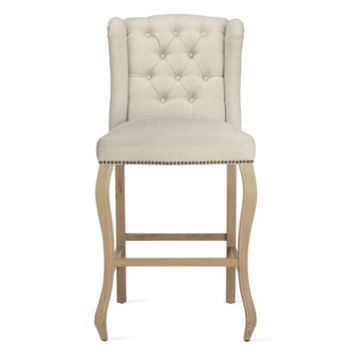 Archer Bar Stool | Sanctuary Dining Room1 | Dining Room Inspiration | Inspiration | Z Gallerie