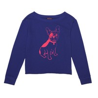 French Bulldog French Terry Pullover by Juicy Couture