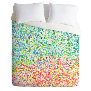 Laura Trevey Cool To Warm Duvet Cover