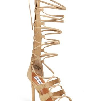Women's Steve Madden 'Faroh' Lace-Up Sandal,