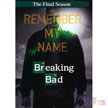 BREAKING BAD:FINAL SEASON