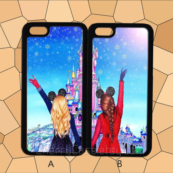 Best friends couple case,iPhone 6 from CherryCase on Etsy : High