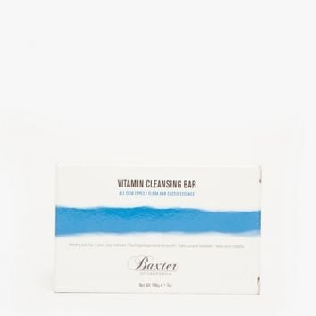 Baxter Of California Vitamin Cleansing Bar Flora