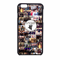 5 Seconds Of Summer Collage iPhone 6 Case