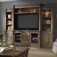 Hooker Furniture Sorella Entertainment Center & Reviews | Wayfair