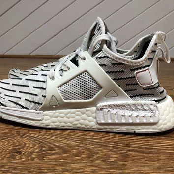 Adidas NMD-XR1 Primeknit Men¡¯s Shoes White US10