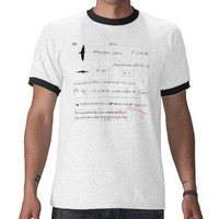 velocity of unladen swallow t shirts from Zazzle.com