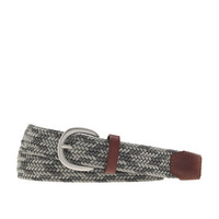 J.Crew Mens Woven Mountaineering Belt