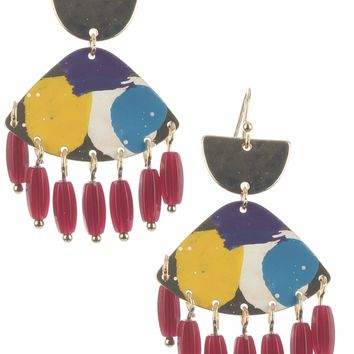 Painter Earrings