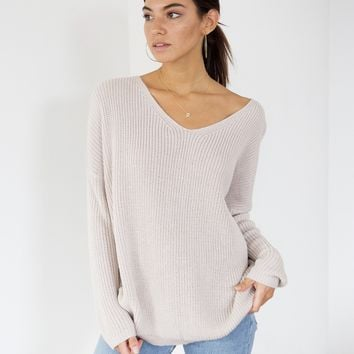 Everly Sweater - More Colors