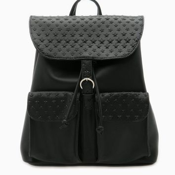 Star backpack - BACKPACK - WOMAN | Stradivarius United Kingdom