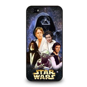 classic star wars iphone 5 5s se case cover  number 1