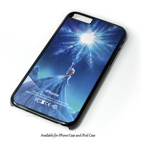 Disney Frozen Cover Design for iPhone and iPod Touch Case