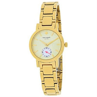Kate Spade Women's Gramercy Mini Watch Quartz Mineral Crystal 1YRU0482