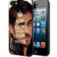 Once Upon A Time Captain Hook Keep Calm Samsung Galaxy S3 S4 S5 Note 3 , iPhone 4 5 5c 6 Plus , iPod 4 5 case