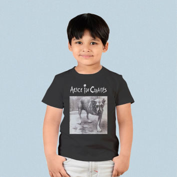 Kids T-shirt - Alice in Chains