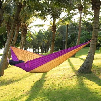 Backpacking Hammock - 10 colors