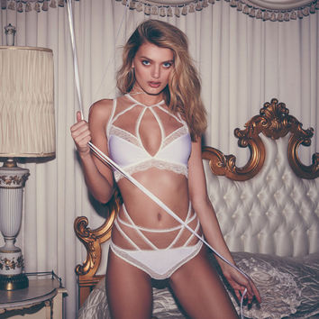 Yvette Bondage Bra by For Love & Lemons