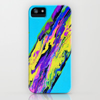 Go With the Flow iPhone & iPod Case by Erin Jordan