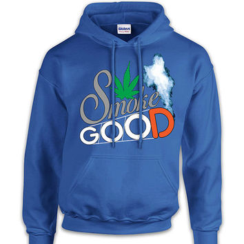 Awesome 420 Hoodie Smoke Good Sweater Funny Humour Pro Pot College Humor Legalize Medical Marijuana Weed Smoke Nerd Geek Weed Leaf Pride