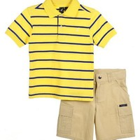 Nautica Rogue Bluffs 2-Piece Outfit (Sizes 4 - 7)