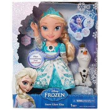 HOLIDAY SPECIAL - Snow Glow Elsa - FREE SHIPPING