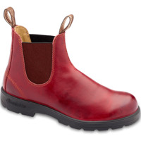 Red Rub Premium Leather Chelsea Boots - Blundstone USA