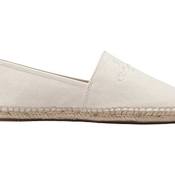 COACH Rhoda Canvas Espadrille