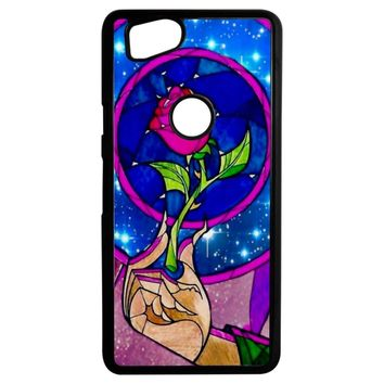 Beauty And The Beast Rose Google Pixel 2 Case
