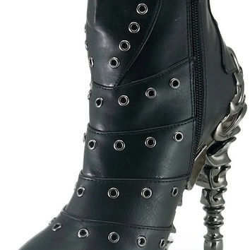 Hades 'Raven' Ankle Boots