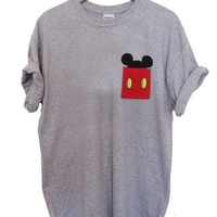 disney mickey mouse T Shirt Size S,M,L,XL,2XL,3XL