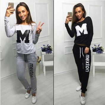 """M MEXTON"" Jogging Suit"