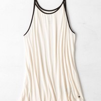 AEO Women's Soft & Sexy Jegging Tank (Toasted Coconut)
