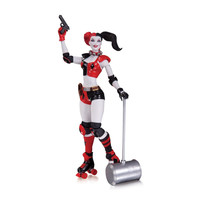 Harley Quinn DC Comics Super-Villains Action Figure