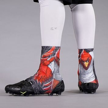 Cardinal Spats / Cleat Covers