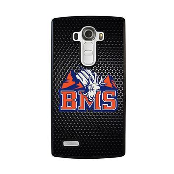 bms blue mountain state lg g4 case cover  number 1