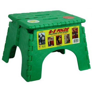 B\u0026R Plastics 9\  x 11.5\  EZ Folds Folding Step Stool ...  sc 1 st  Wanelo : ez folding step stool - islam-shia.org