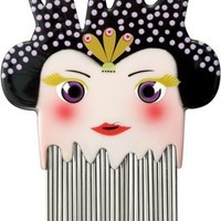 FLAPPLES - Designer Hair Comb and Fashion Accessory - Woman