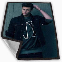 Cameron Dallas Fan Blanket for Kids Blanket, Fleece Blanket Cute and Awesome Blanket for your bedding, Blanket fleece **