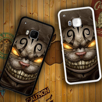 Alice Madness Returns Cheshire Cat Z0999 HTC One S X M7 M8 M9, Samsung Galaxy Note 2 3 4 S3 S4 S5 (Mini) S6 S6 Edge