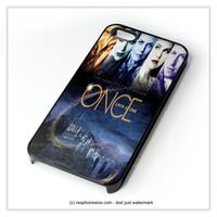 Once Upon A Time iPhone 4 4S 5 5S 5C 6 6 Plus , iPod 4 5 , Samsung Galaxy S3 S4 S5 Note 3 Note 4 , HTC One X M7 M8 Case