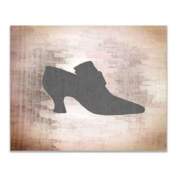 Shoe Fashion I Print Wall Art