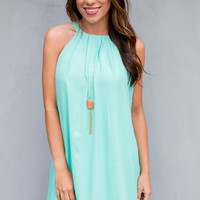 Waves For Miles Dress