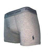 Ralph Lauren Men's Boxer 2-PACK Polo Slim Fit Stretch Pouch Trunk Two Pack
